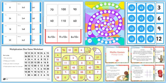 Times Tables Games - KS2, Maths, games, times, x, 2x, 3x, 4x