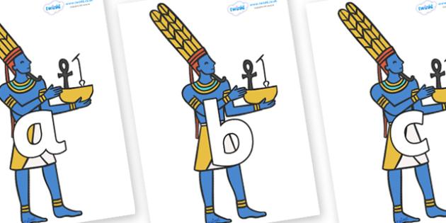 Phoneme Set on Egyptians - Phoneme set, phonemes, phoneme, Letters and Sounds, DfES, display, Phase 1, Phase 2, Phase 3, Phase 5, Foundation, Literacy