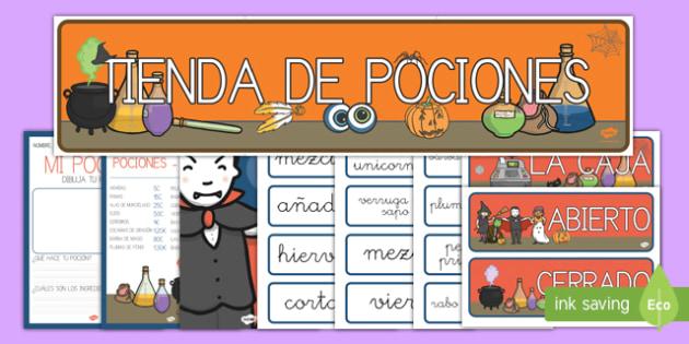 ¡Cómo mola tu escoba! Pack de juego de rol-Spanish