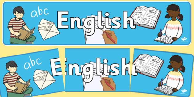 English Display Banner NZ - new zealand, english, display banner, display, banner
