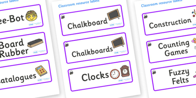 Magical Themed Editable Additional Classroom Resource Labels - Themed Label template, Resource Label, Name Labels, Editable Labels, Drawer Labels, KS1 Labels, Foundation Labels, Foundation Stage Labels, Teaching Labels, Resource Labels, Tray Labels,