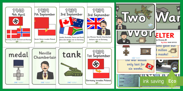 Second World War Resource Pack  - History Club, World War Two, Life Long Learning, Ideas, Support, Care Homes, Elderly Care, Activity