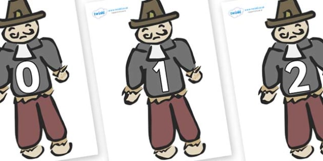 Numbers 0-50 on Guy Fawkes - 0-50, foundation stage numeracy, Number recognition, Number flashcards, counting, number frieze, Display numbers, number posters