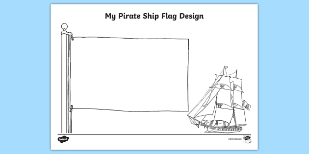 Pirate Colouring Sheets Twinkl : Pirates primary resources role play pirate page 1