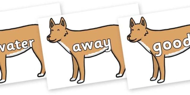 Next 200 Common Words on Dingo - Next 200 Common Words on  - DfES Letters and Sounds, Letters and Sounds, Letters and sounds words, Common words, 200 common words