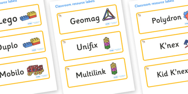 Welcome to our class - shell Themed Editable Construction Area Resource Labels - Themed Construction resource labels, Label template, Resource Label, Name Labels, Editable Labels, Drawer Labels, KS1 Labels, Foundation Labels, Foundation Stage Labels