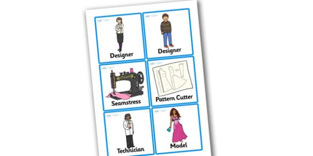 Fashion Design Studio Role Play Badges - fashion design studio, role play, badges, role play badges, fashion design studio badges, badges for role play