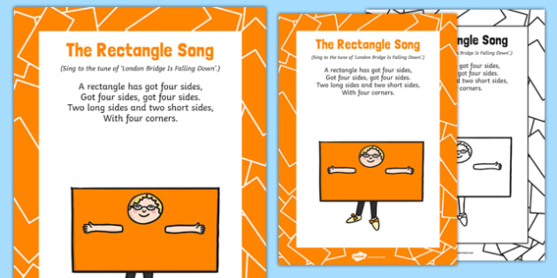 The Rectangle Song