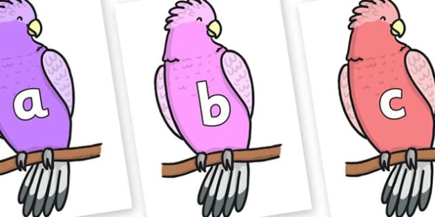Phase 2 Phonemes on Galah - Phonemes, phoneme, Phase 2, Phase two, Foundation, Literacy, Letters and Sounds, DfES, display