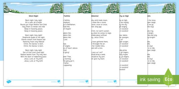 Elderly Care - Winter Song Lyrics - Winter, Season, December, January, February, Snow, Activity Co-ordinators, Support, Ideas, Elderly C