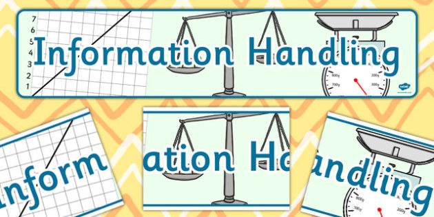 Information Handling Display Banner CfE - display, banner, cfe