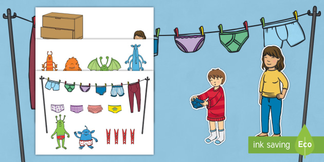Story Cut-Outs to Support Teaching on Aliens Love Underpants - aliens, woolly, long johns, space ship, underpants, Claire Freedman, sequencing, cut out, cut outs, cutting, story resources, story book, book, book resources, story, bloomers, knickers,