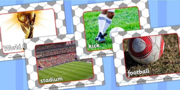 Football World Cup Display Photos - football, world cup, sports