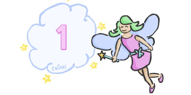 Numbers 0-20 on Fairies - Fairies, Fairy, topic, fantasy,  foundation stage numeracy, Number recognition, Number flashcards, counting, number frieze, Display numbers, number posters