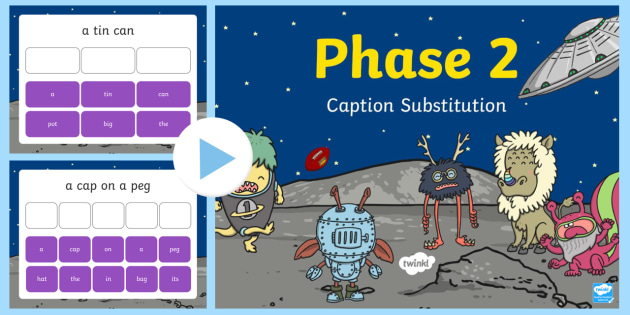 Phase 2 Caption Substitution PowerPoint - phase 2, caption substitution, phase, caption, substitution, powerpoint