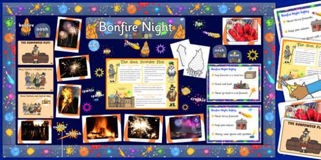 Ready Made Bonfire Night Display Pack - ready made, bonfire, pack