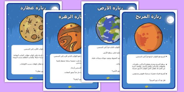 ملصقات لعب دور وكيل سفريات إلى الفضاء - الفضاء، الكواكب، بوسترات