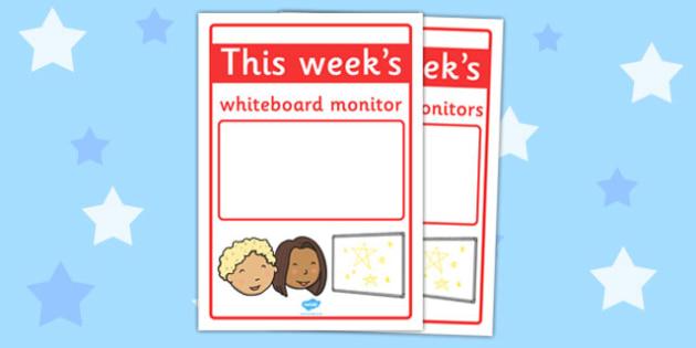 Whiteboard Monitor Display Signs - whiteboard monitor, display signs, display, signs