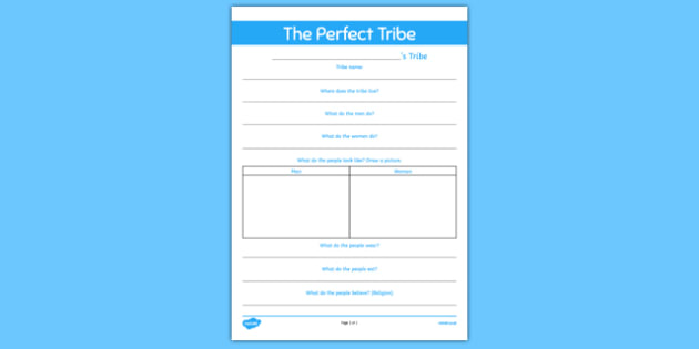 The Perfect Tribe - Aboriginal, Canada, Native, Algonquin, Iroquois, First Nations, tribe, Métis