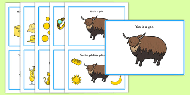Initial y Story - speech sounds, phonology, phonological delay, phonological disorder, articulation, speech therapy, dyspraxia