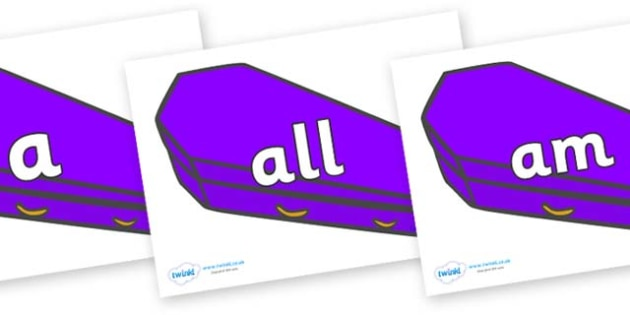 Foundation Stage 2 Keywords on Speech Bubbles (Plain) - FS2, CLL, keywords, Communication language and literacy,  Display, Key words, high frequency words, foundation stage literacy, DfES Letters and Sounds, Letters and Sounds, spelling