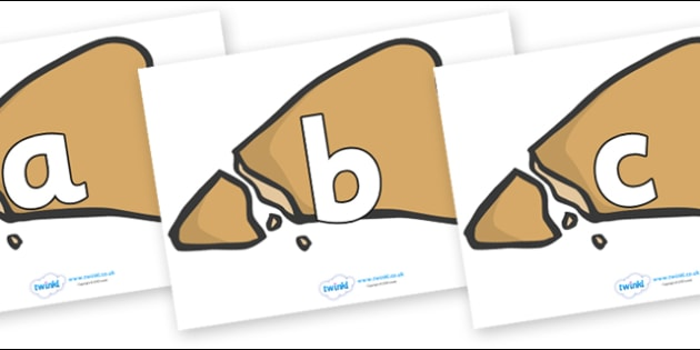 Phoneme Set on Egyptian Flatbread - Phoneme set, phonemes, phoneme, Letters and Sounds, DfES, display, Phase 1, Phase 2, Phase 3, Phase 5, Foundation, Literacy