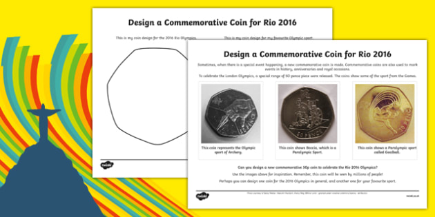 The Olympics - New Commemorative Coin Design Challenge-Scottish