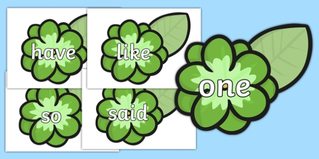 Phase 4 Tricky Words on Flowers - phase 4, tricky words, flowers, plants ,trciky words,trickywords,tyricky words,trickey words,ticky words,pghase 4 tricky words,