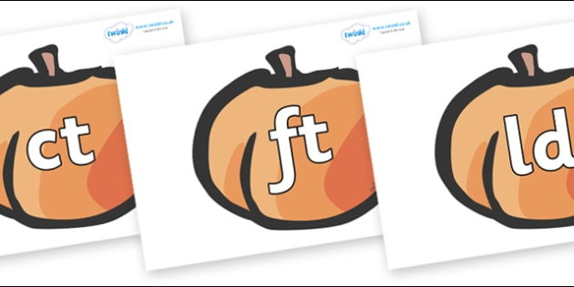 Final Letter Blends on Peaches - Final Letters, final letter, letter blend, letter blends, consonant, consonants, digraph, trigraph, literacy, alphabet, letters, foundation stage literacy