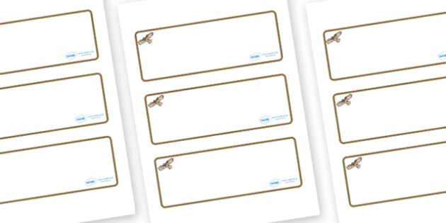 Buzzard Themed Editable Drawer-Peg-Name Labels (Blank) - Themed Classroom Label Templates, Resource Labels, Name Labels, Editable Labels, Drawer Labels, Coat Peg Labels, Peg Label, KS1 Labels, Foundation Labels, Foundation Stage Labels, Teaching Labe
