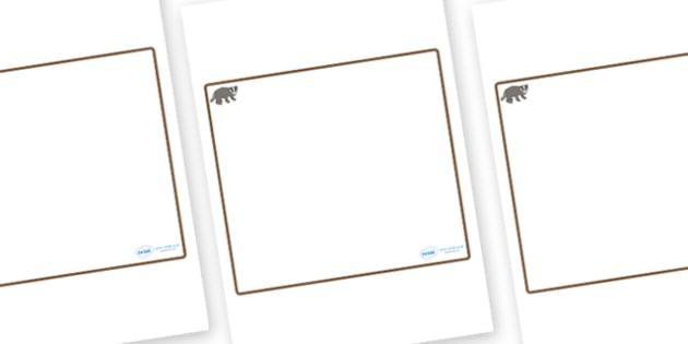 Badger Themed Editable Classroom Area Display Sign - Themed Classroom Area Signs, KS1, Banner, Foundation Stage Area Signs, Classroom labels, Area labels, Area Signs, Classroom Areas, Poster, Display, Areas
