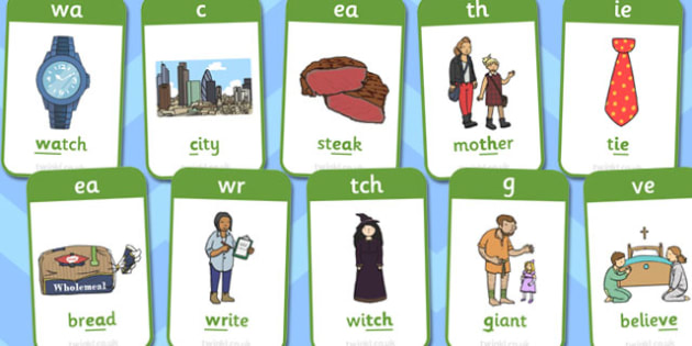 Active Literacy Phonics Programme Stage 3 Flashcards - flashcards