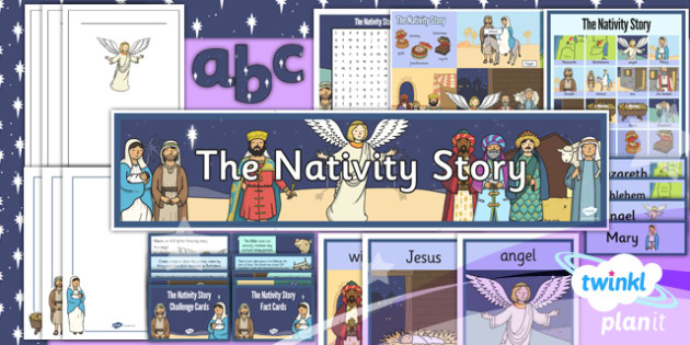 RE: The Nativity Story Year 3 Unit Additional Resources