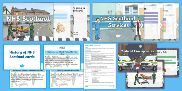 Our NHS Scotland Activity Pack-Scottish - Rights Respecting School, UNICEF, Rights of a child, NHS Scotland, hospital, emergency situations, h