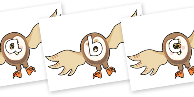 Phase 2 Phonemes on Hullabaloo Owl to Support Teaching on Farmyard Hullabaloo - Phonemes, phoneme, Phase 2, Phase two, Foundation, Literacy, Letters and Sounds, DfES, display