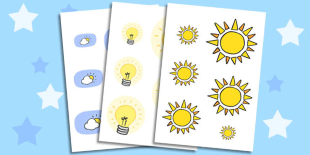 Light and Dark Number Sequencing Puzzles - Light, Dark, Shade