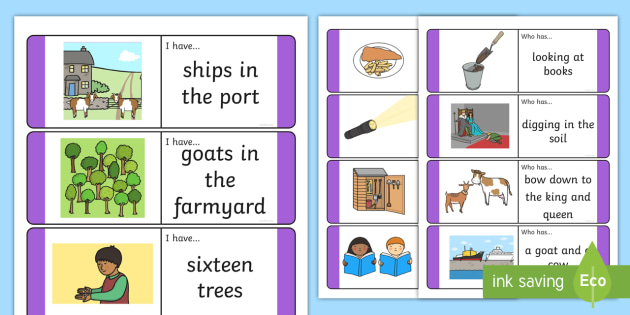 Phase 3 Captions Loop Cards - phase 3, sounds, loop cards, cards