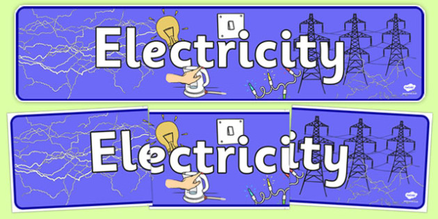 Electricity Display Banner NZ - nz, new zealand, electricity, display banner, display, banner