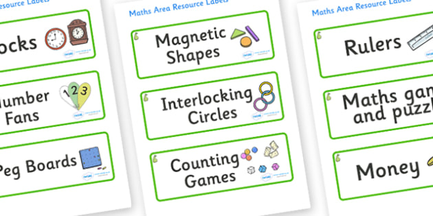 Pear Themed Editable Maths Area Resource Labels - Themed maths resource labels, maths area resources, Label template, Resource Label, Name Labels, Editable Labels, Drawer Labels, KS1 Labels, Foundation Labels, Foundation Stage Labels, Teaching Labels