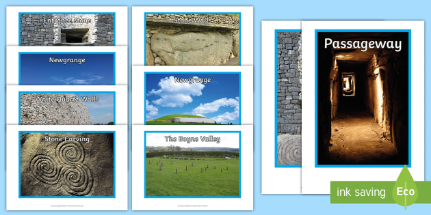 Newgrange Display Photos - ROI Places of Interest, tourism, history, geography, ireland, newgrange, stone age, passage grave, m