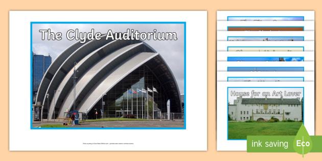 Glasgow Landmark Display Photos - Scottish Cities, tourism, City of Glasgow, Glasgow points of interest,Scottish