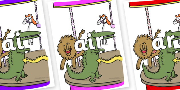 Phase 3 Phonemes on Trick 3 to Support Teaching on The Enormous Crocodile - Phonemes, phoneme, Phase 3, Phase three, Foundation, Literacy, Letters and Sounds, DfES, display