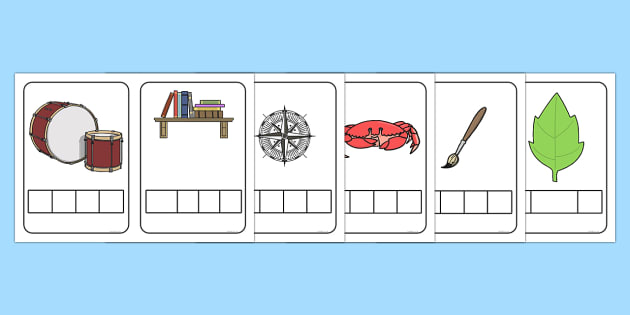 CCVC and CVCC Phoneme Frames - CVC, CVC word, three phoneme words, phoneme frame, phoneme, phonemes, Segmenting, DfES Letters and Sounds, Letters and sounds