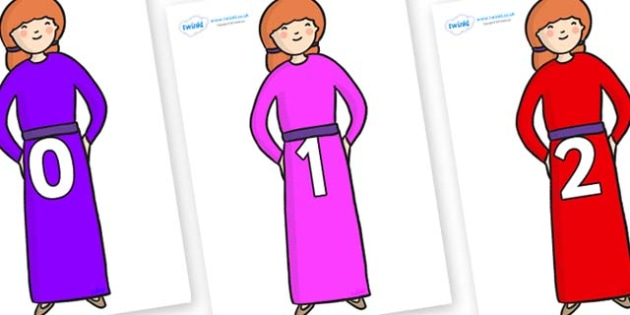 Numbers 0-100 on Jacks Mum - 0-100, foundation stage numeracy, Number recognition, Number flashcards, counting, number frieze, Display numbers, number posters