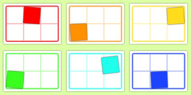 Editable Bingo and Lotto Game - editable, bingo, lotto, game