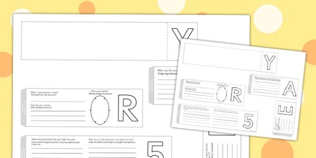 Year 5 Write Up Booklet Polish Translation - polish, year 5, write up, booklet