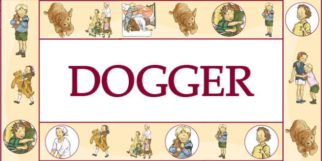 Display Borders to Support Teaching on Dogger - border, displays, posters, poster, frame