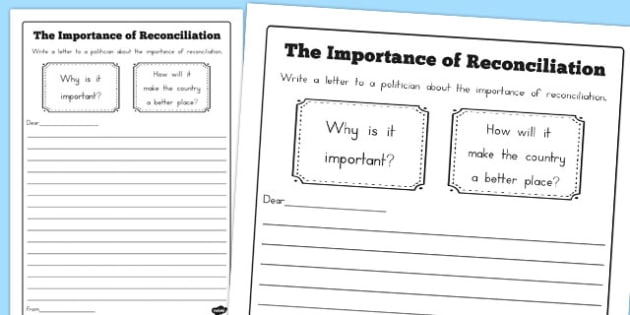A Letter to a Politician or MP Writing Frame - australia, letter