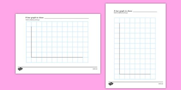 Bar Graph Template Polish Translation - polish, bar graph, template, maths, designing graphs