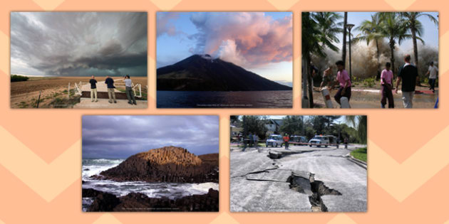 Extreme Earth Photo Clip Art Pack - photos, displays, display